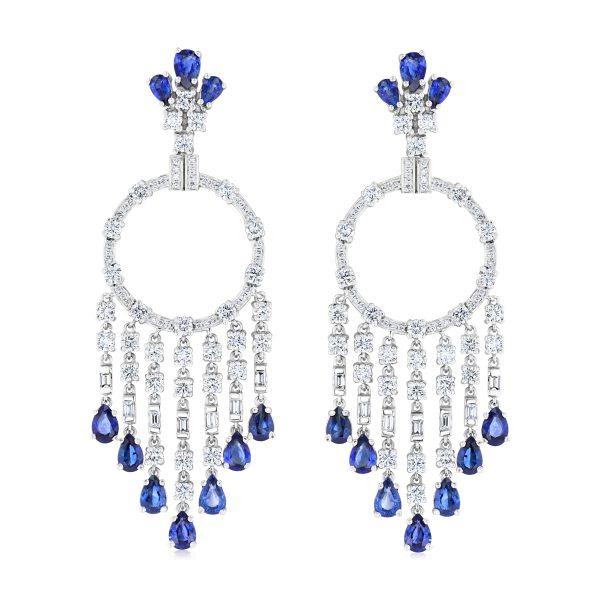 Ethical Diamond Earrings