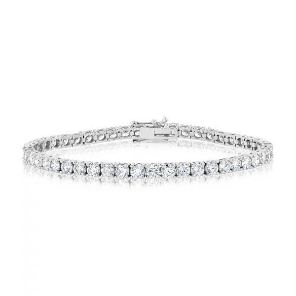 Custom Diamond Bracelets